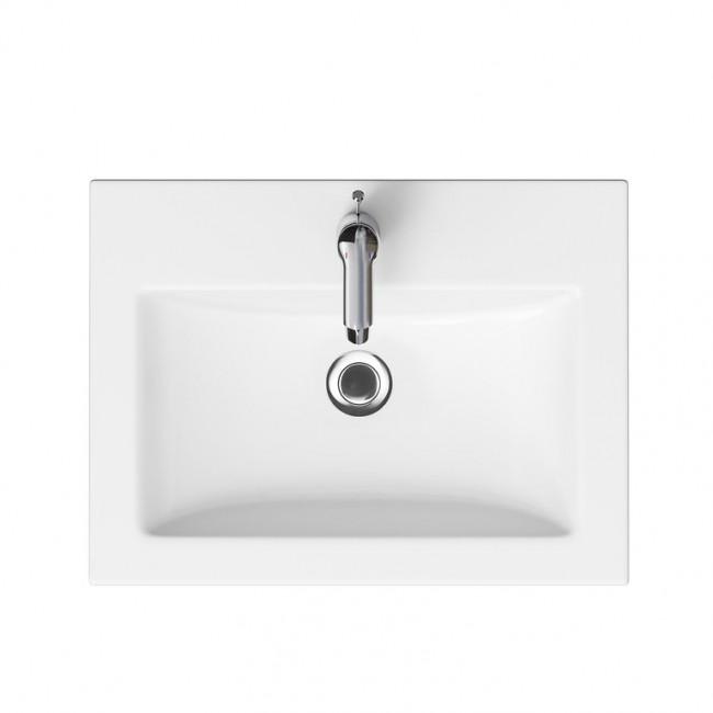 Furniture washbasin Cersanit Como 60