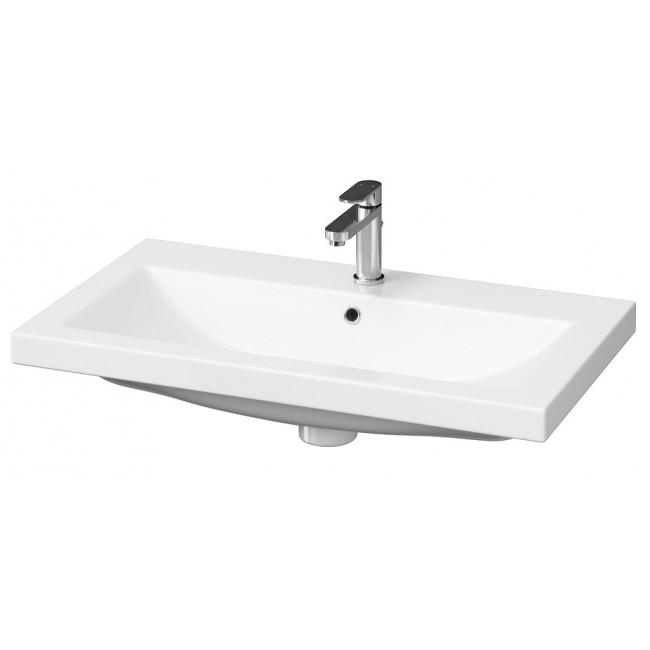 Furniture washbasin Cersanit Como 80