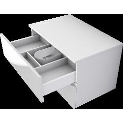 OrganizérPRO H300do zásuvky,biely