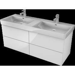 PRO S 130 dvoj-vaničkové4-zásuvková