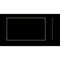 zrkadlo THIN ALU LED v hliníkovom rámiku do 1200x700
