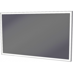 zrkadlo v rámeVillagodo 1200x700x43LED