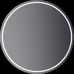 zrkadlo PRO LED kruhové do D1000mm