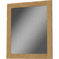 Mirrors in frame