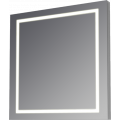 Mirrors with LED backlighting