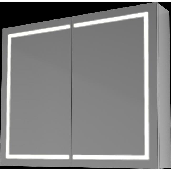 zrkadloPROdo 800LEDdvoj-dverové
